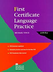 First Certificate Language Practice, Language Practice with Key