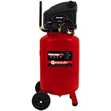Powermate PLB1582019 VX Vertical Compressor with Instant Air, 20-Gallon, Red