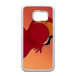 Samsung Galaxy S6 Edge Phone Case White Aladdin Iago EVR3910400