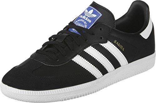 Unisex OG J adidas Ftwbla Zapatillas Samba Deporte Negro 000 Adulto Negbas de 6BwAYwq