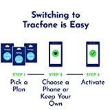 Tracfone Smartphone Service Plan - 30 Days, 500MB