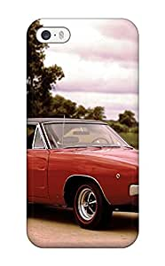 Snap-on Case Designed For Iphone 5/5s- Dodge
