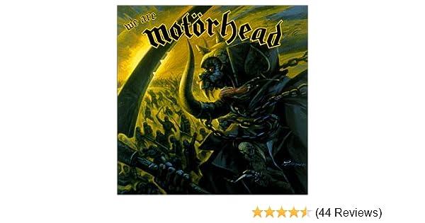 We Are Motorhead Explicit Lyrics