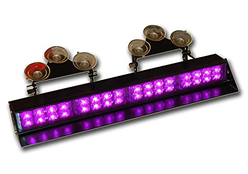 Purple Led Emergency Lights