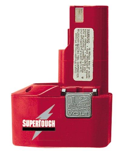 Milwaukee 48-11-0200 12-Volt 1.7 Amp Hour NiCad Pod Style Battery