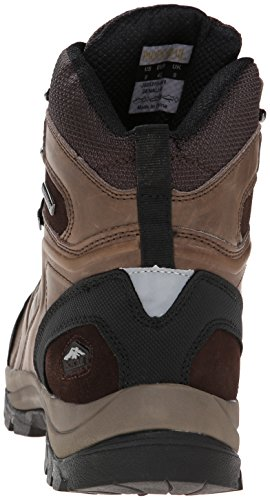 Pacific Trail Mens Denali Hiking Boot Chocolate