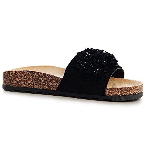 Sandalettes Sandales Noir Noir Sandalettes Noir topschuhe24 Sandales topschuhe24 Femmes Sandalettes Sandales topschuhe24 Femmes Femmes topschuhe24 qrA8w7Txq