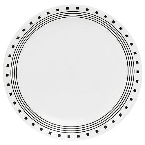 Corelle Livingware 10-1/4-Inch Dinner Plate City Block  sc 1 st  Amazon.com & Replacement Corelle Plates: Amazon.com