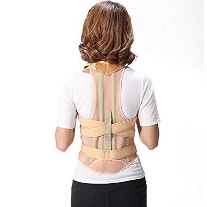 Adulto Jorobado Cinturón De Corrección Hombres Y Mujeres Ropa Interior Columna Vertebral Escoliosis Estudiante Ortosis Espalda