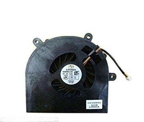 Cooler para Clevo P150 NP8150 NP8130 NP8170 NP9150 P150EM P150HM P170HM P170EM P150SM P170SM 6-23-AX510-012 BS6005HS-U0D