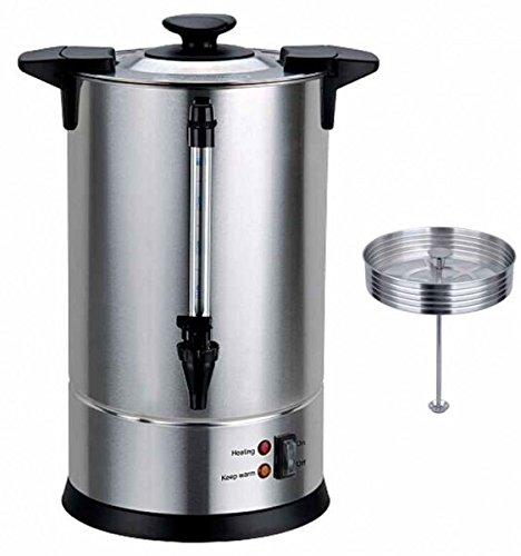 Professionale della macchina da caffè Pro cm 46559Vin Brulé, Bollitore 13,5litri, Tee Automat 1650W Efbe-Schott