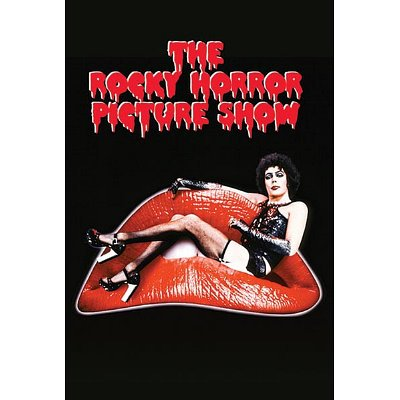 rocky horror show movie print
