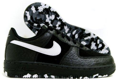 Nike Boys Flex Experience Rn 7 (gs) Hardloopschoenen Zwart Wit Wit