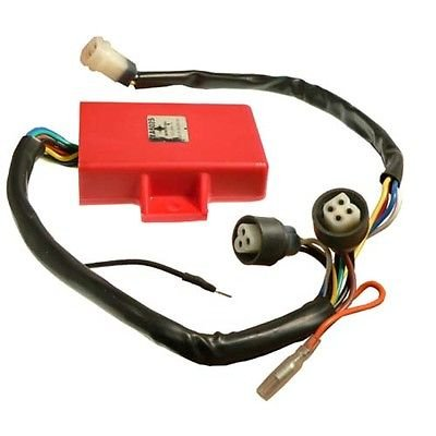New CDI Module Yamaha ATV Warrior 350 YFM350 XA-G 1990-1995 Monocurve by Crank-n-Charge