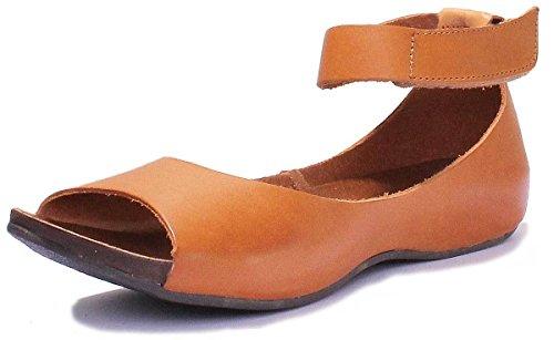 Brown Reece Tan 7020 Sandales Justin pour femme 6CdX1Hxqqw