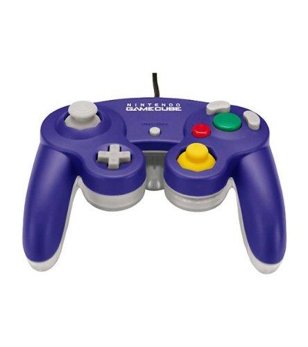 (Indigo / Clear) (Gamecube Controller Buttons)