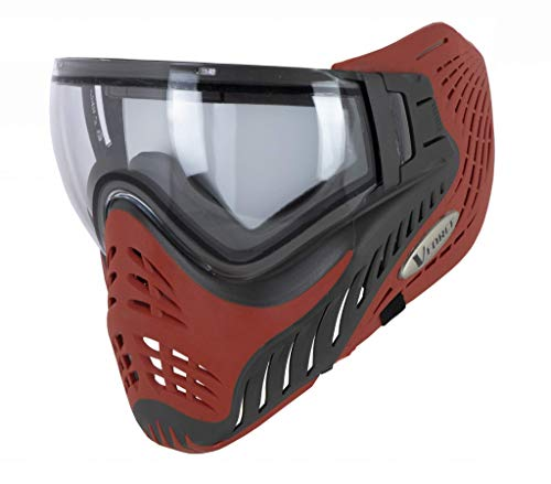 - VForce Profiler Thermal Paintball Mask/Goggle - Scarlet