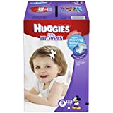Huggies Little Movers Diapers, Size 5, 132 Count (One Month Supply)