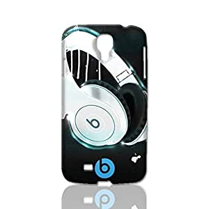 Beats by Dr Dre Photo Hard 3D Rough Case , Fashion Image Case Diy, Personalized Custom Durable 3d Case Regular Case For Samsung Galaxy S4 i9500