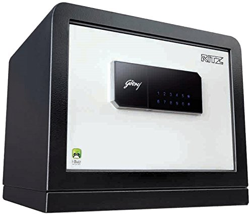 Godrej Ritz Digital with I -Buzz Electronic Safe