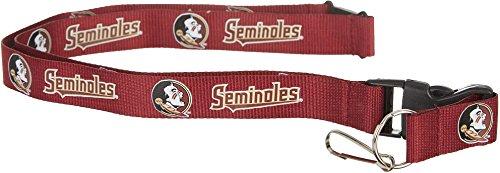 - Siskiyou NCAA Florida State Seminoles Lanyard