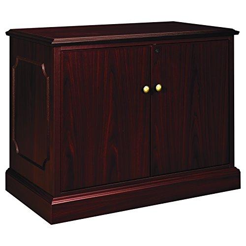 HON 94291NN 94000 Series Storage Cabinet 37-1/2w x 20-1/2d x 29-1/2h Mahogany by HON