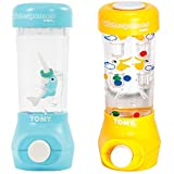 TOMY Double Fun Water Games Dolphin + Pelican