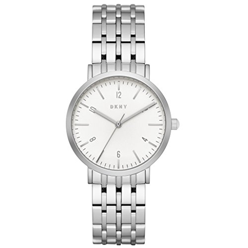 DKNY NY2502 Ladies Minetta Silver Steel Bracelet Watch