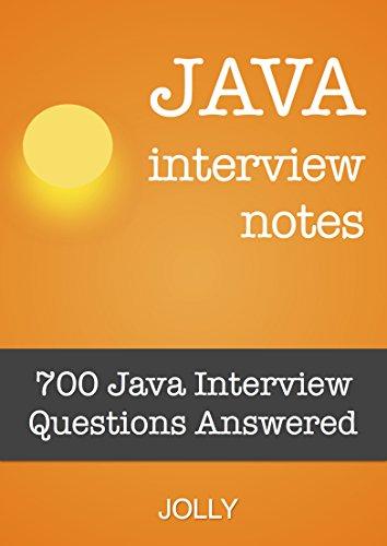Best of Java - - Interview