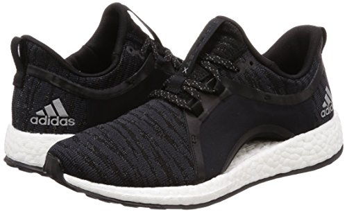 000 Adidas plamet Femme Fitness Chaussures X Gris negbas Pureboost De carbon rvqFC