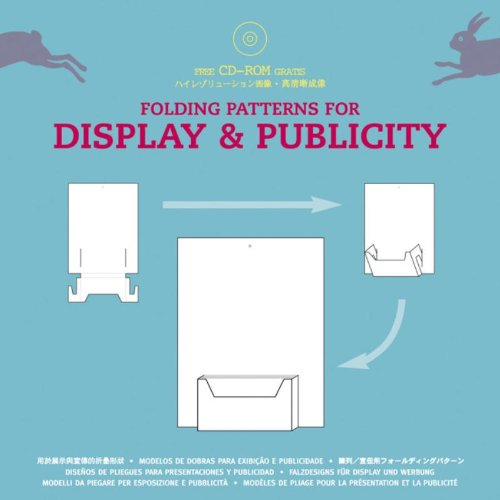 Folding Patterns for Display and Publicity (Agile Rabbit Editions)