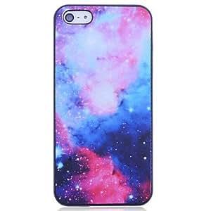 MOFY-Cielo estrellado de nuevo caso de policarbonato para el iPhone 5/5S