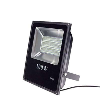 Cold White, 100W : DC12V LED Spotlight 10W 20W 30W 50W 100W IP65 Projecteur LED Flood Light 12V 5730SMD LED street Lamp Wall Lamp Garden Square