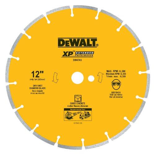 12 inch concrete saw blade - 7
