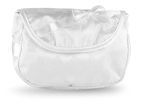 White Satin Purse - 2