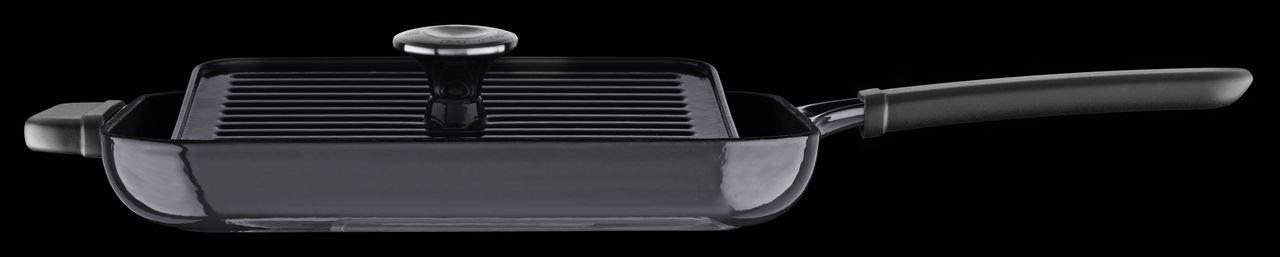 e077ea9492c ... KitchenAid KCI10GPER Cast Iron Grill and Panini Press Cookware - Empire  Red ...