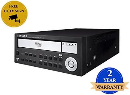Ss127 Samsung Shr 5042 4 Kanal 250gb Digital Recorder Dvr 5000 Series Eingebautem Dvd Rw 120 100ips Baumarkt