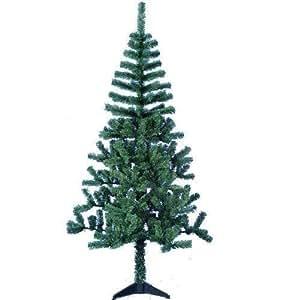 Árvore de Natal Verde 320 Galhos 1,80m Pvc Apoio Pés