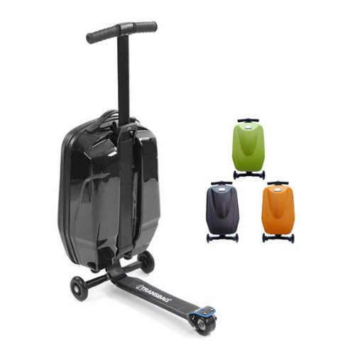 Amazon.com: TRANSBAG Multi kickboard 3.0 Scooter Luggage Carrier ...