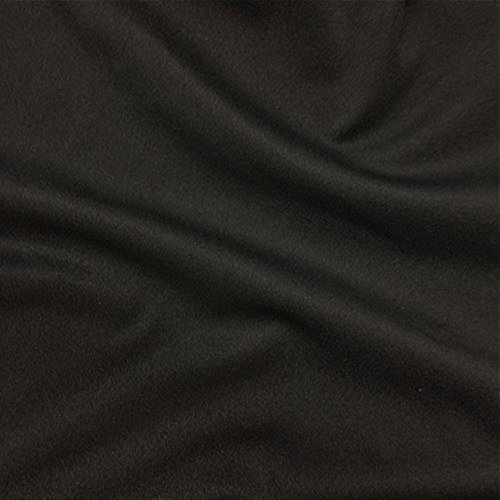 10 Ft. High x 5 Ft. Wide Premier Drape Panel (For Pipe and Drape Displays and Backdrops) - Black by P.D.O.