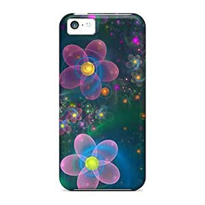 High Quality GejJqRM7172KyNLZ Flowers Tpu Case For Iphone 5c