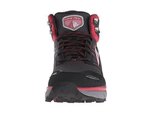 Altra Lone Peak 3.0 Mid Neo Shoe - Men's Red 14 -  074345431379
