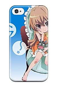 Awesome Case Cover/iphone 5C Defender Case Cover(toradora)