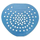 Health Gards Vinyl Urinlscreen,Mint(Blue)12/Cs