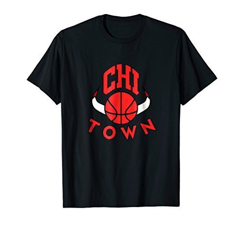 Chi Town Chicago Basketball T ()