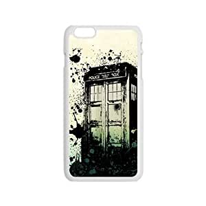 Happy Doctor Who Phone Case for Iphone 6