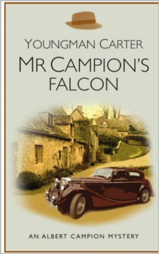 book cover of Mr. Campion\'s Quarry