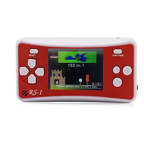 OctiveMe RS-1 Portable Video Game Player for Children|Retro Handheld Game Console|2.5