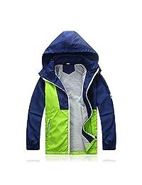 Seeduck Boy's Hoodie Jacket