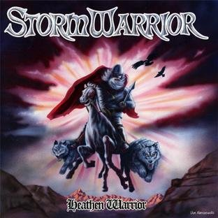 Stormwarrior: Heathen Warrior (Audio CD)